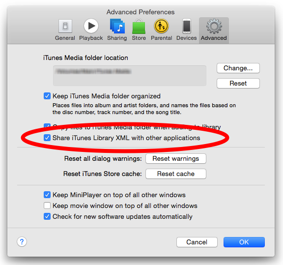 How to move your itunes library to a new location. – serato support.